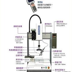 全自動選擇性焊錫機