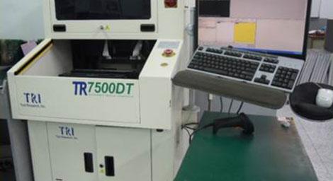 AOI設備 TR7500DT*3