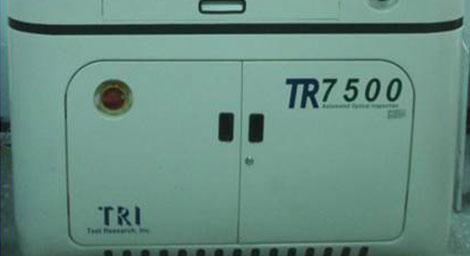 AOI設備 TR7500*1